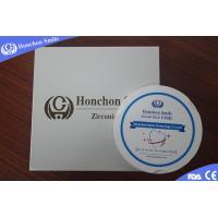 Anterior UT Multilayer Zirconia Block 650mpa 95mm Dental Milling Zirconia Disc