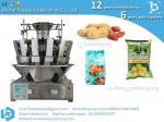 Automatic vacuum packing machine for cashew nutspeanutscandies and snacks