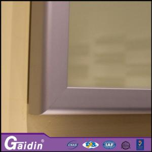 China anodized wooodgrain glass insert 1000 to 6000mm kitchen cabinet aluminum door frame on sale