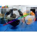 Bola inflable del agua del fútbol de la bola inflable colorida de Zorb para los juegos de la piscina