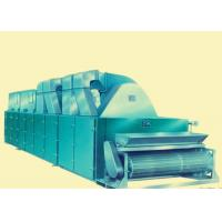 China Hot Air Source Belt Drying Machine , Low Engry Consumption Vacuum Band Dryer  on sale