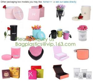 China Chocolate Food Gift Box Packaging Wedding Invitation Paper Box Foldable on sale