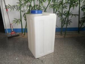 Square White Vertical Polyethylene Tank /chemical tanks