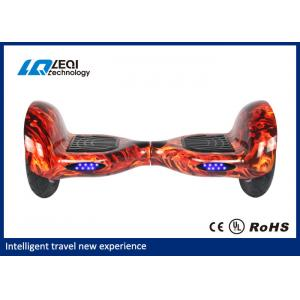 China Quick Charging 10 Inch Self Balancing Scooter For High Grade Residential on sale