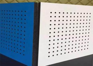 China Q235 Small Holes 1mm Thickness Decorative Perforated Sheet Metal on sale