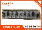 Caminhão de empilhadeira K21 de NISSAN K25 11040 - FY501 terminam a cabeça de cilindro2,0
