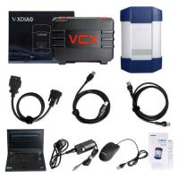 VXDIAG Multi Auto Diagnostic Tool for Full Brands HONDA/GM/VW/FORD/MAZDA/TOYOTA/PIWIS/Subaru/VOLVO/ BMW/BENZ