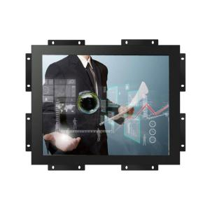 China RS323 USB 12 Resistive Touch Screen Monitor on sale
