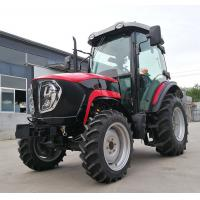 Small Farm High Efficiency Tractor 4WD Good Reliability Low Fuel Consumption