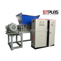 China Cardboard Waste Paper Shredder Machine / Plastic Waste Grinding Machine on sale