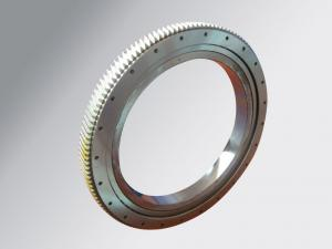 China VA501455N cylindrical roller slewing ring bearings factory excavater slewing bearing made in china on sale