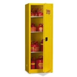 China Cold-Rolled Steel Corrosive Chemical Storage Cabinet Fireproof Red for Hospital on sale