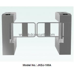 China Automatic swing turnstile with access control gate barrier jkdc-100A on sale