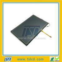 TSD manufacture 10.1 inch tft lcd display panel 1024*RGB*600 with touch screen