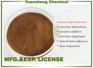 China Compre o lignosulphonate do sódio categoria da polpa de madeira como agentes de diminuição da água on sale