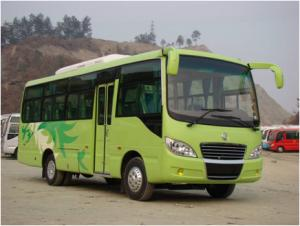 China Fashion Style Used Tour Bus , 24 Seat Old Coach Bus 2011 Year Dongfeng Logo on sale