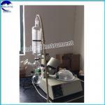 evaporador giratório do vácuo do elevador do motor 1L para a venda, Rotavap barato para a remoção dos solventes