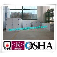 China Safety Hazardous Polypropylene Fire Resistant File Cabinets For Acid Corrosive on sale