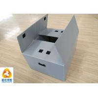 China Corrugated Plastic Boxes Made From Corrugated Polypropylene Sheets on sale