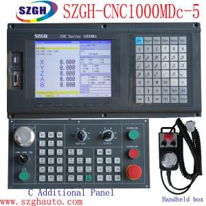 China High performance 5 Axis CNC Milling Controller on sale