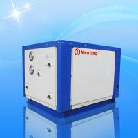 Industrial Cold Climate Water Cooled Heat Pump  , Geothermal Water To Water Heat Pump