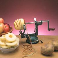 Manual Cast Iron Apple peeler