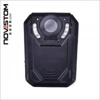 China Ambarella A7 chipset 2 inch ir police body worn camera manufacturers with low price from novestom on sale