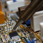 PWB de CEM 1 CEM 3 asamblea impresa 8 capas de la placa de circuito, el ccsme PCBA