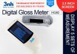 HG60 GQC6ソフトウェアが付いている手持ち型のデジタルの光沢のメートル、マイクロ三USBケーブルのステンレス鋼の光沢のメートル