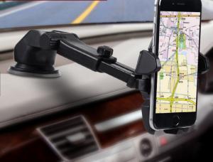 China Silicone Dashboard Car Mobile Phone Holder Mobile Navigation Sucker Bracket on sale