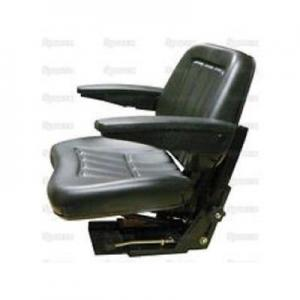 China Yellow And Black Hydraulic Leather Seat Covers For Trucks CCC Certificate on sale
