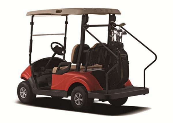 Street Legal Electric Carts >> 48v Trojan Battery Electric Street Legal Golf Carts