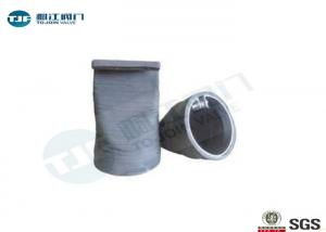 China Natural Rubber Duckbill Check Valve SS 304 Inline Clamps Ends Type on sale