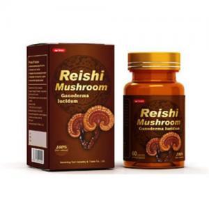 China Reishi Mushroom Ganoderma lucidum Capsule--Chinese supplier at low price on sale