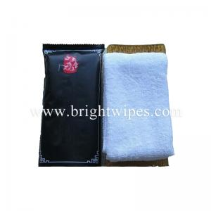 China Rolled refreshing towel, portable rolled cleaning towels on sale