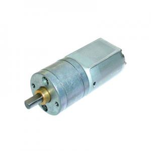 China 50dB Max Noise Level DC Gear Motor , Door Lock Actuator Planetary Gear Motor on sale