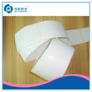 China Roll Blank Label Sticker ,Printed Self-Adhesive Blank Labels In Roll on sale