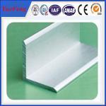 China aluminium angle profile 80mm*80mm*6mm angle aluminium profile wholesale