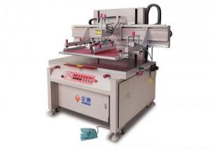 China Decoration Window Plate Screen Printing Machine on sale