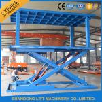 6T 3 Portable Hydraulic Car Lift / Automated Car Parking System With CE Certified