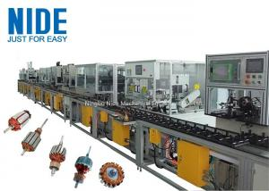 China High Effieciency Rotor Winding Machine Rotor Manufacturing Assembly Line on sale