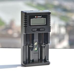 China LCD Universal Charger for Li-ion/LiFePO4 26650 18650 9V NiMH C AA AAA 9V on sale
