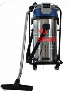 China Large Capacity Small Industrial Vacuum Cleaners With 60L Barrel capacity on sale