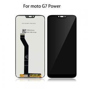 China 6.2 Motorola G7 Power XT1955 Cell Phone LCD Screen Digitizer on sale