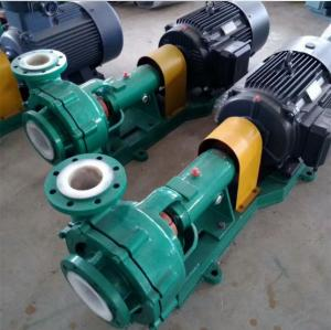 China Promotional fluorine plastic electric sand suction pump on sale