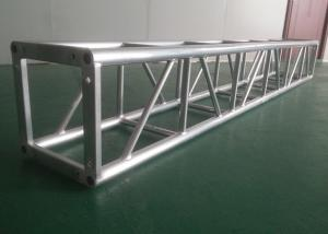 China Waterproof Square Aluminum Truss 6061-T6 / 6082-T6 Material For Concert on sale