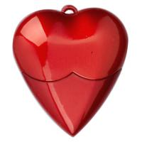 China USB drive factory hot sell heart shape usb flash memory custom LOGO pen drive full capacit on sale