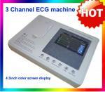 3 máquina do canal ECG/EKG com análise