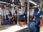 High Output Waste PE Plastic Pulverizing Machine With 610 Grinding Disc Diameter