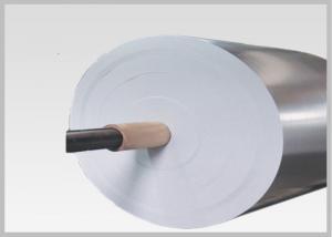China o vácuo da prata da força 69gsm molhada metalizou o papel para etiquetas da garrafa de cerveja on sale